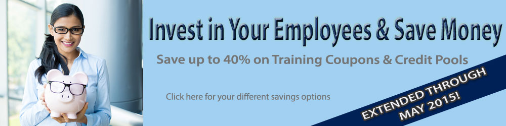 Invest in your employees and save money!