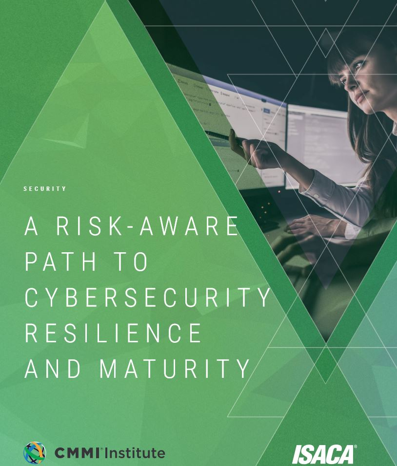 Risk-Aware Path to Cybersecurity Resilience and Maturity